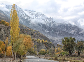 Beauty of hunza valley.