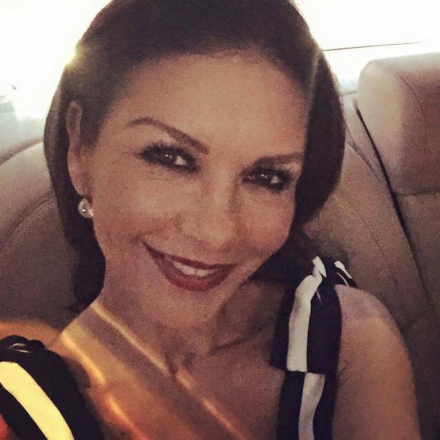 Catherine zeta-jones instagram