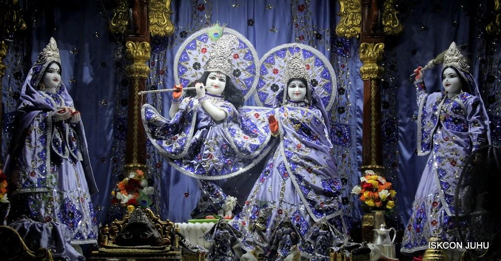 ISKCON Juhu Mangal Deity Darshan on 7th July 2016 (16)