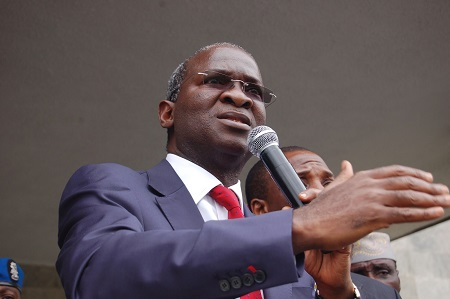 Reps Summon Babatunde Fashola Over Comments on Budget