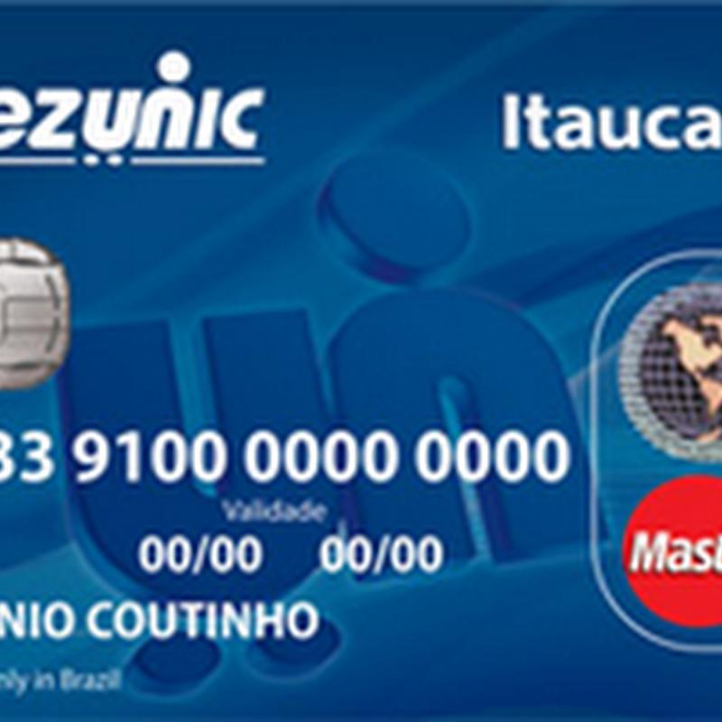 Prezunic Cartão de Crédito Itaucard