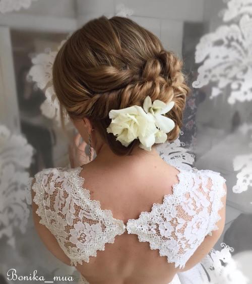 Top 20 Wedding Hairstyles 2019 10