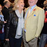 WWW.ENTSIMAGES.COM -     Johnny Ball   arriving    at Dance Til Dawn - press night   Aldwych Theatre, London November 3rd 2014Strictly Come Dancing duo Flavia Cacace-Mistry and Vincent Simone  bring their new show inspired by the Golden Age of Hollywood to the West End for a limited ten week run.                                                    Photo Mobis Photos/OIC 0203 174 1069