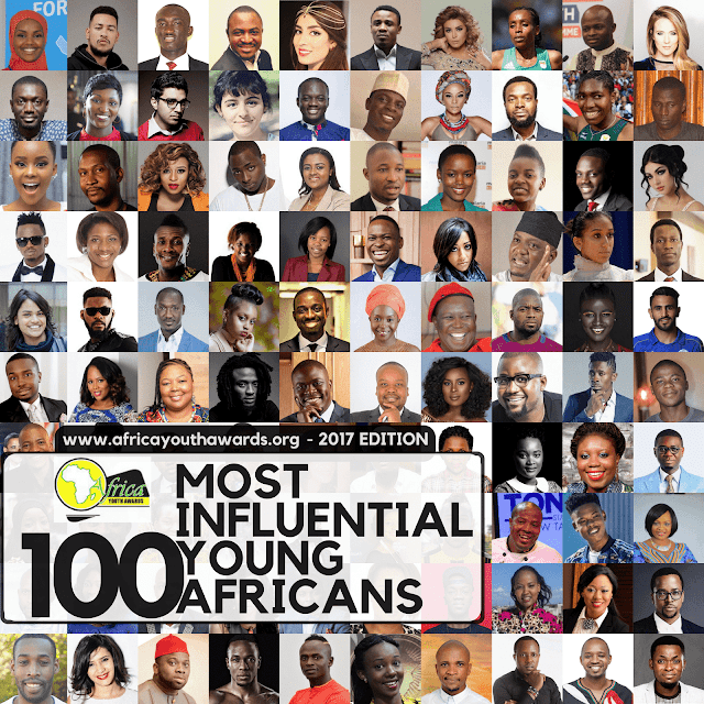 Most Influential Young Africans 2017