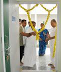 Inauguration of Center for Energy Research in Prashanti Kutiram