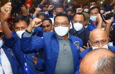 HUT Demokrat Kubu KSP Moeldoko Dibubarkan Polisi, Kapolres Tangsel: Tak Ada Pemberitahuan