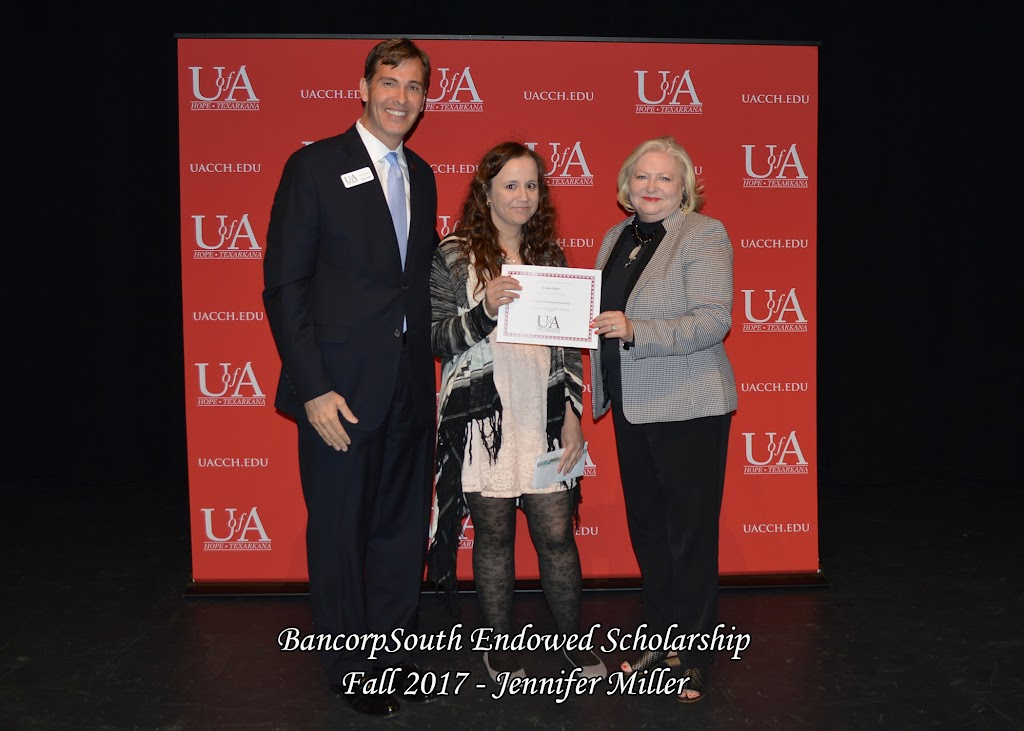 Fall 2017 Foundation Scholarship Ceremony - BancorpSouth%2BEndowed%2BScholarship%2B-%2BJennifer%2BMiller.jpg