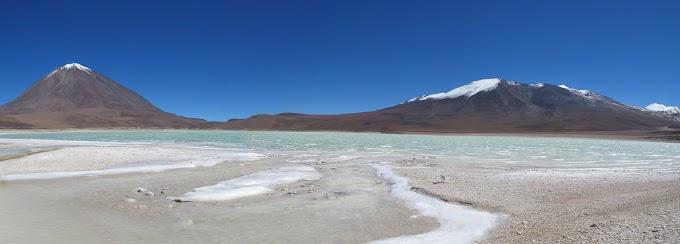 Laguna Verde (Potosí, Bolivia)
