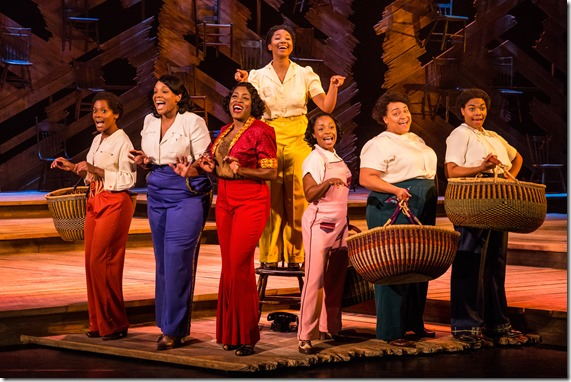 The Color Purple 1_Paper Mill Playhouse_Photo by Matthew Murphy