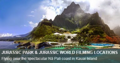 Jurassic World Filming Locations