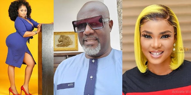 How Actress Biodun Okewo allegedly snatched Dino Melaye from her colleague Iyabo Ojo