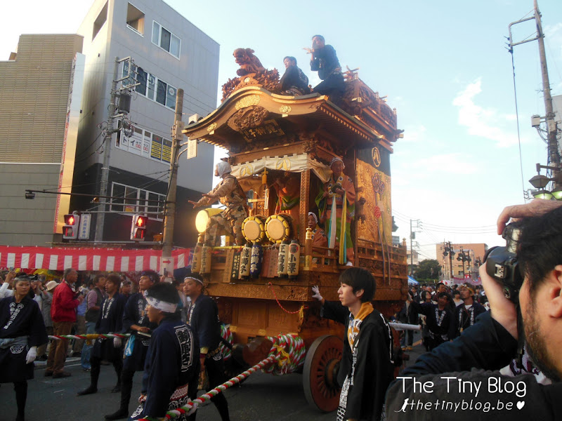 Kawagoe Festival October 2015