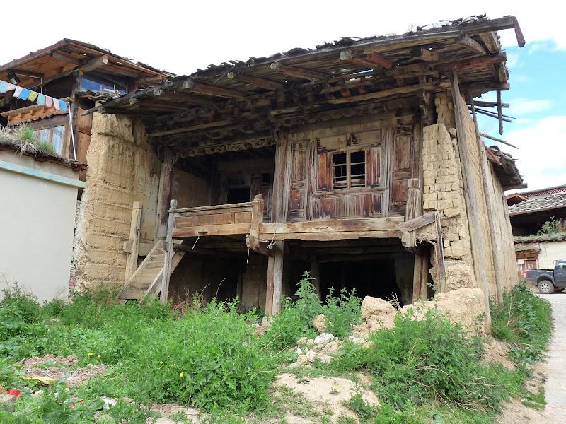 Chine. Yunnan.Shangri la Course hippique annuelle - P1250824.JPG