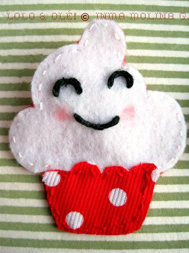 Little Cupcake de Lolo & Olé!
