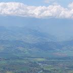 El río Cauca antes de entrar a las montañas de Caldas y Risaralda