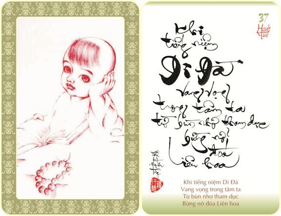 Chú Tiểu và Thư Pháp - Page 2 Thuphap-hanhtue037-large