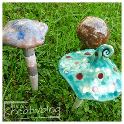 kleiner-kreativblog: Zauberpilze