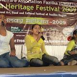 Fazilka Heritage Festival 2009- Day 2  Prehri