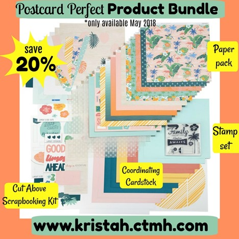2018-5 postcard perfect product bundle