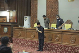 Laporan Keterangan Pertanggungjawaban  (LKPJ) Gubernur Bengkulu Tahun 2020