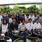 2009年 飯島君留学壮行会