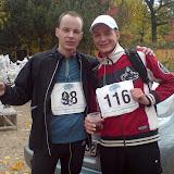 Mueggelsee-Halbmarathon 19.10.2008