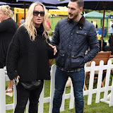 OIC - ENTSIMAGES.COM - Meg Matthews and Kirk Norcross at the  PupAid Puppy Farm Awareness Day 2015 London 5th September 2015 Photo Mobis Photos/OIC 0203 174 1069