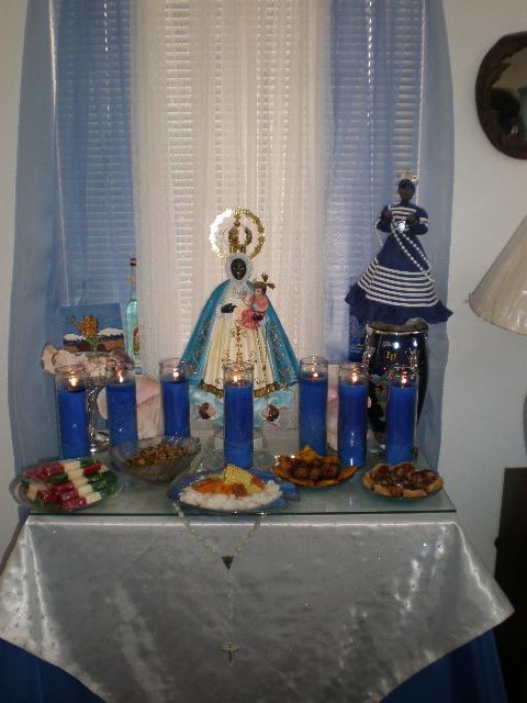 Yemaya Altar Free Candle Spells, Candle Magic