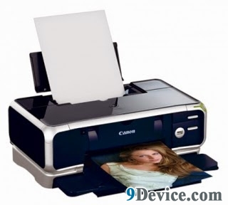 pic 1 - the right way to down load Canon PIXMA iP8500 laser printer driver