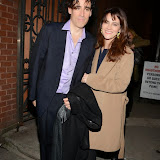 WWW.ENTSIMAGES.COM -  Stephen Mangan   at      Perfect Nonsense - press night at Duke of York's Theatre, St Martin's Lane, London November 12th 2013                                                Photo Mobis Photos/OIC 0203 174 1069