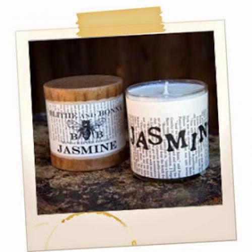 Blithe And Bonny Jasmine Candle