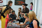 Hand-made jewelry workshops