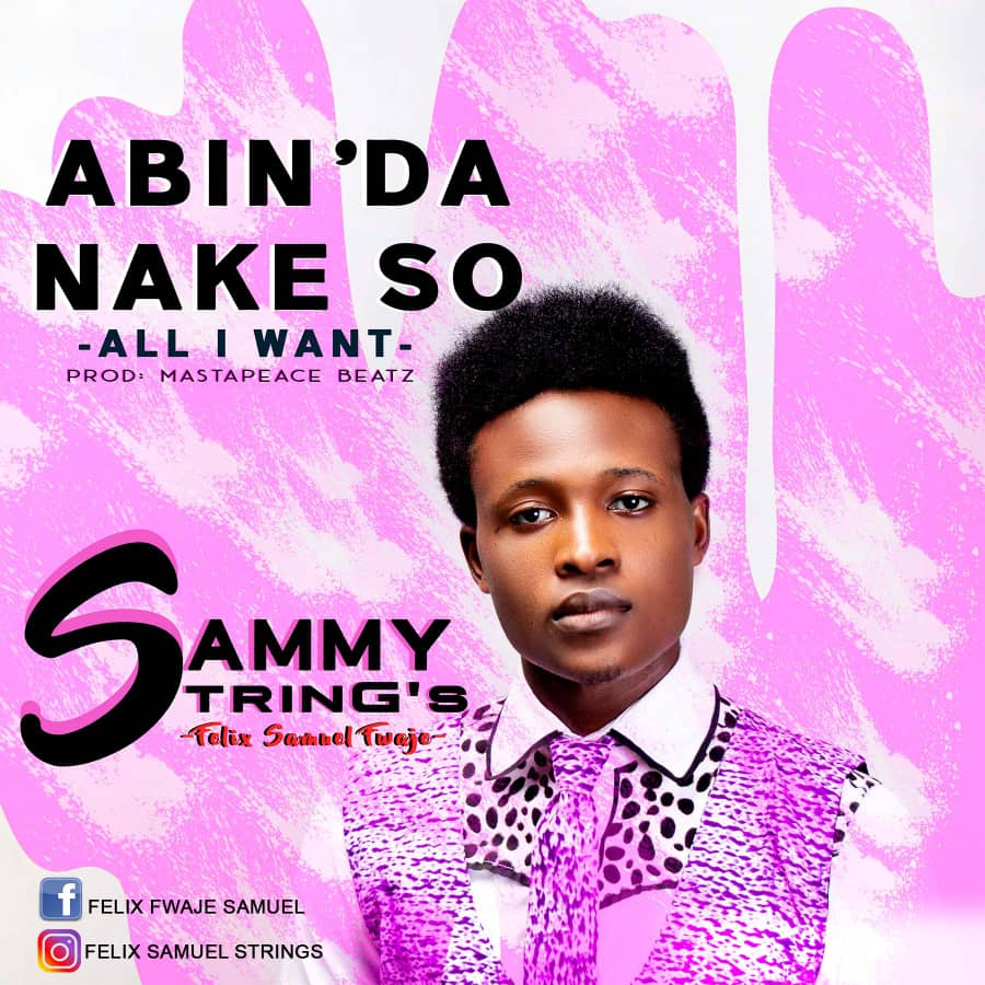 Music : Sammy Strings - Abinda Nake so (All I want)