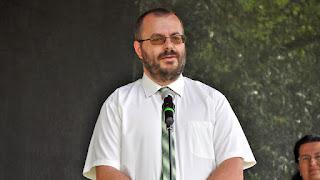Mester Balázs polgármester - köszöntő - Falunap 2016