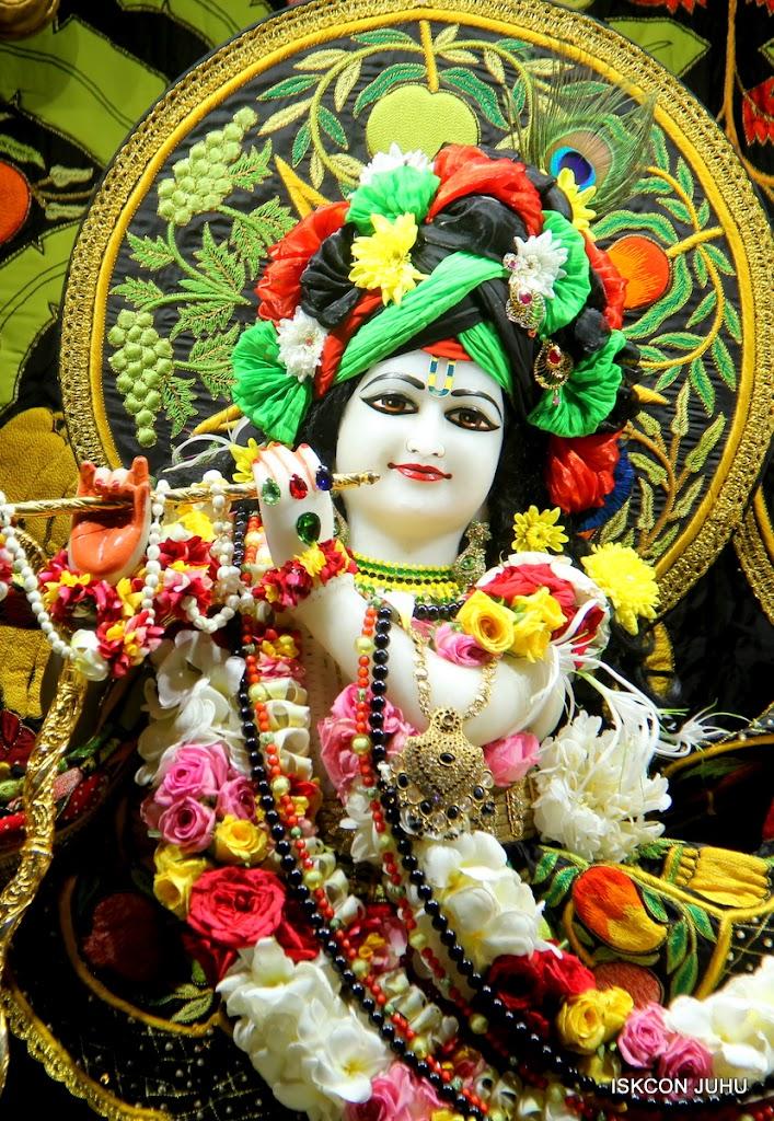 ISKCON Juhu Sringar Deity Darshan on 2nd July 2016 (8)