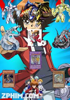 Vua Trò Chơi 2 - Yu-Gi-Oh! GX (2004) Poster
