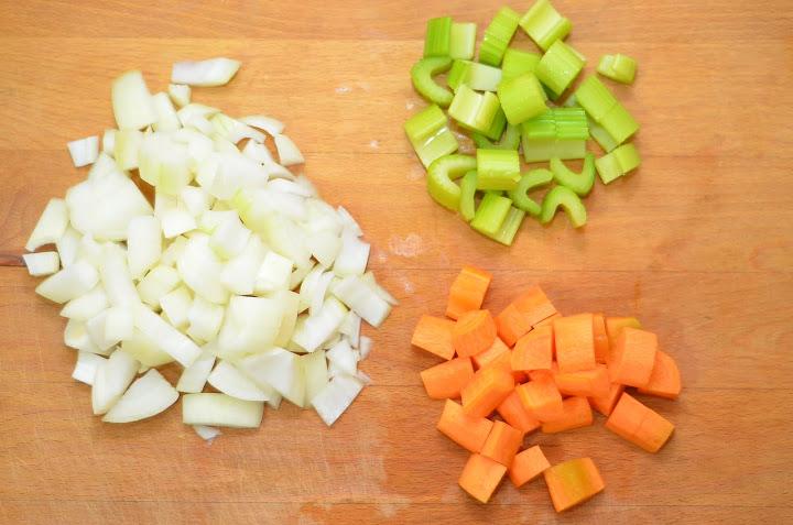морковь лук сельдерей