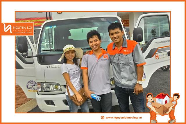 Dịch vụ chuyển nhà sinh viên
