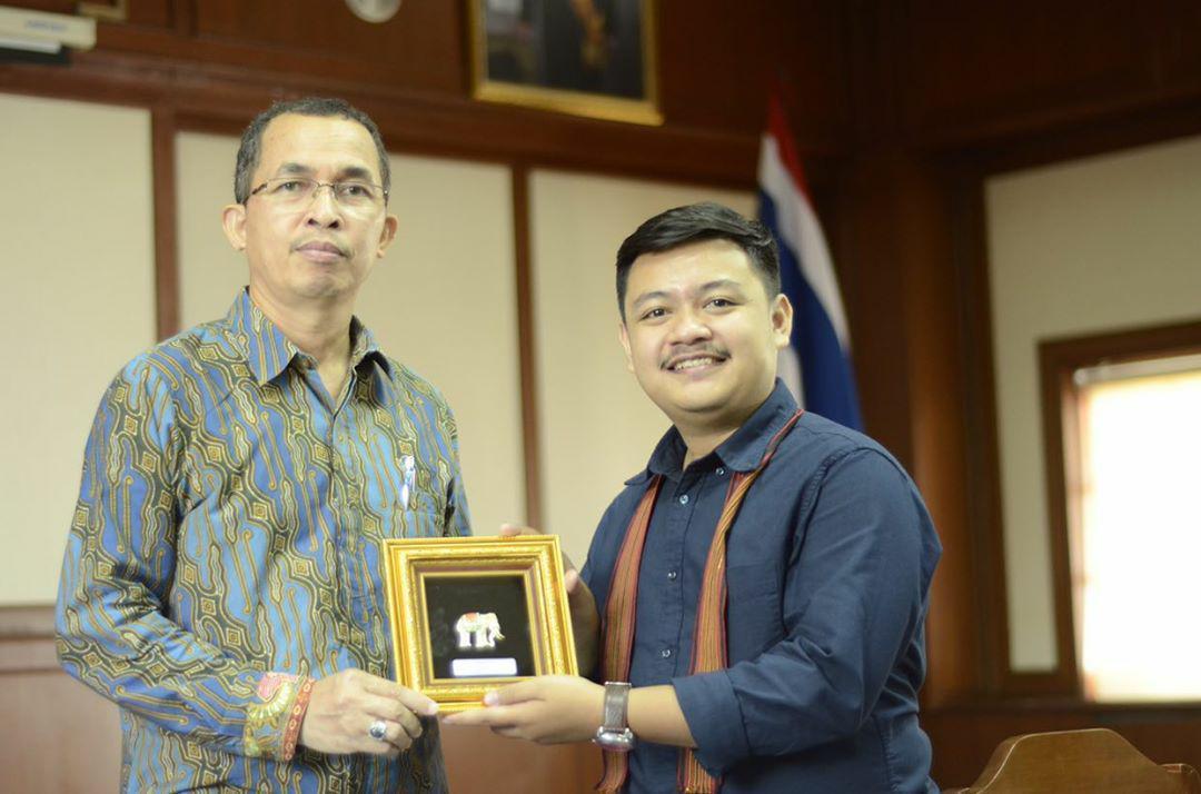Wiranto Jadi Inspirasi Kaum Millenial Raih Prestasi di Ajang International Social Campaign di Thailand