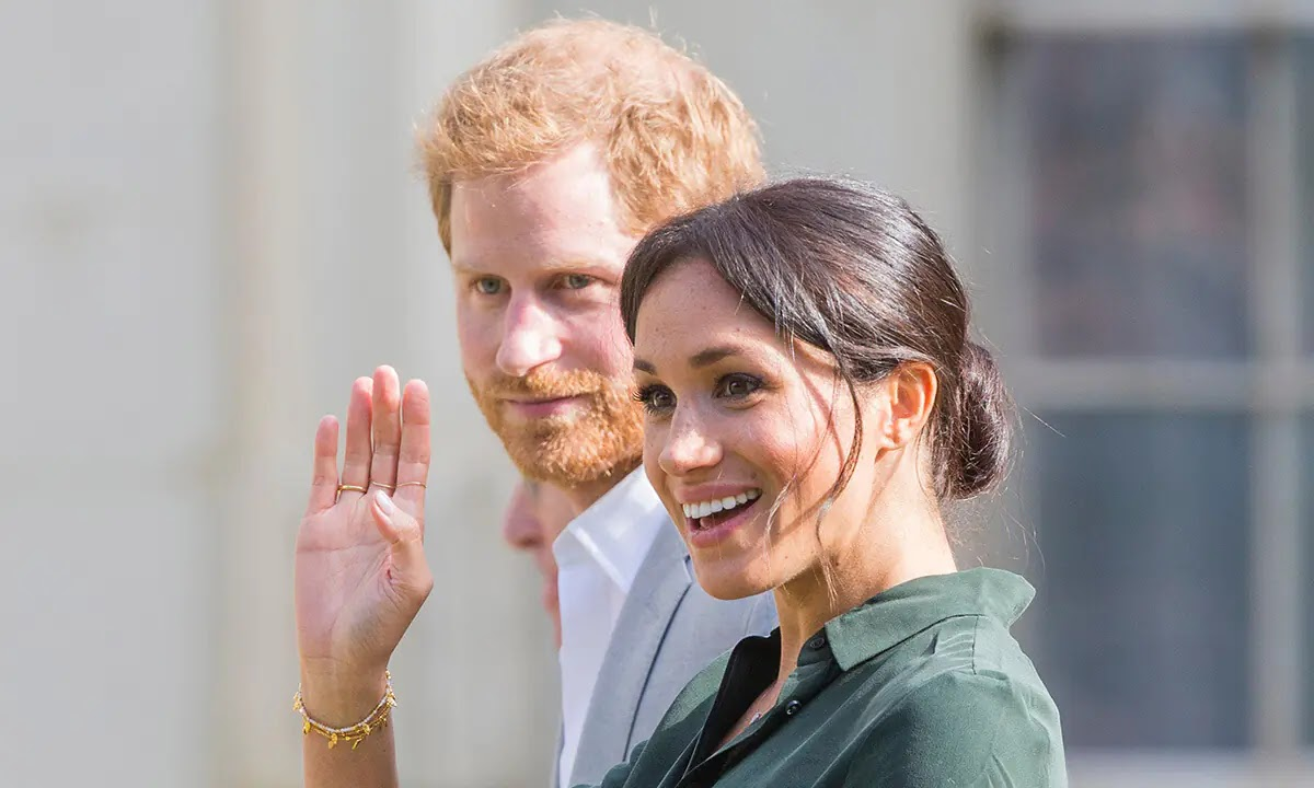 Why Prince Harry and Meghan Markle's Baby Daughter Announcement is a Royal First
