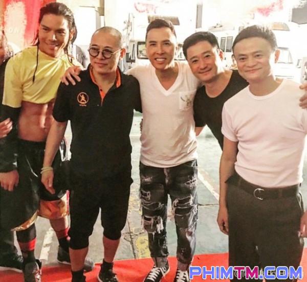 Làm nghệ thuật như Jack Ma: Đầu tư phim lỗ, đóng vai chính phim võ thuật kiêm hát nhạc phim! - Ảnh 10.