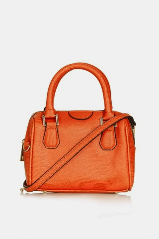 Mini Double Handle Bag - Topshop - £20