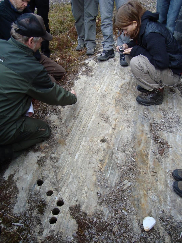Kallioperägeologian kenttäkurssi kevät -09 - DSC01721.JPG