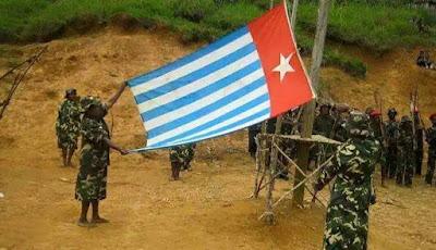 Kelompok Teroris-Separatis Tantang Perang Terbuka TNI dan Polri