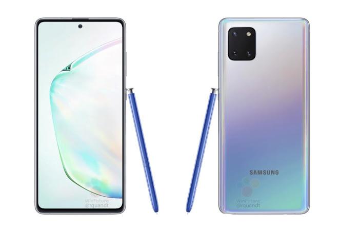 Samsung Note 10 Lite Maroc