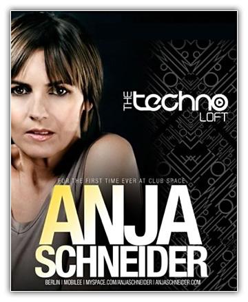 Anja Schneider VA – Anja Schneider October Chart 2011 – 14.10.2011
