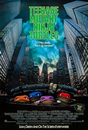 Poster Of Teenage Mutant Ninja Turtles In Dual Audio Hindi English 300MB Compressed Small Size Pc Movie Free Download Only At worldfree4u.com