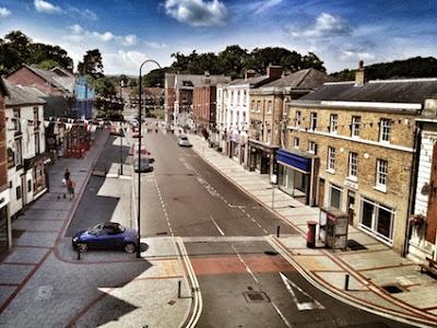 Town centre pedestrianisation?