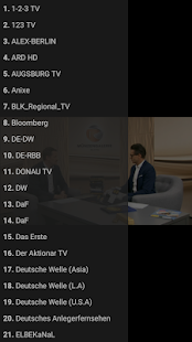 Germany IPTV Free Capture d'écran