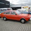 Startnummer 54 VW Passat 1976